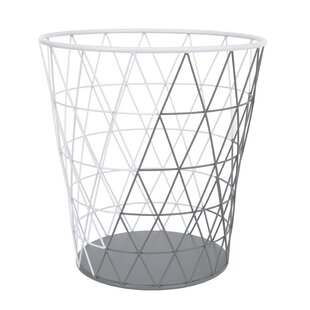Well-known Tall Wire Trash Can | Wayfair YZ92
