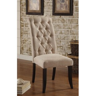 Darcy Upholstered Dining Chair by Alcott Hill
