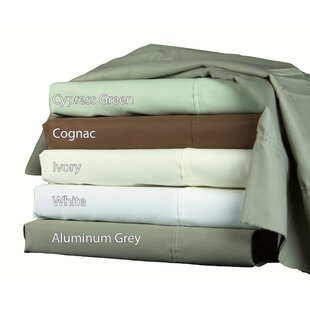 Cotton Rich Sateen 600 Thread Count Sheet Set