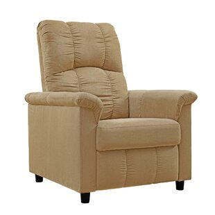 Kiernan Manual Recliner Andover Mills