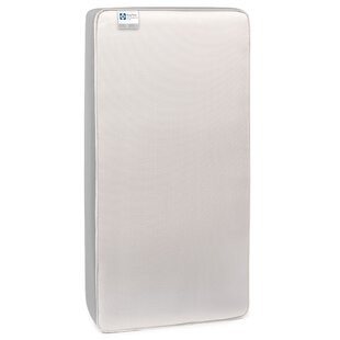 Compare prices BabyPedic Posture Supreme 2-Stage 5.75 Crib and Toddler Mattress BySealy