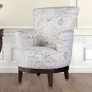 Lovely Aldridge Swivel Armchair