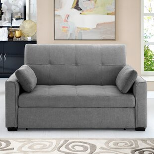 Price Check Wanita Sofa Bed by Latitude Run Reviews (2019) & Buyer's Guide