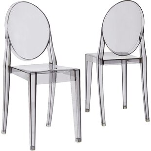 Find Kartell Ghost Side Chair (Set of 2) Best Reviews