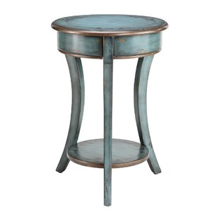 Best Price Dominick Curved Legs Accent Table by August Grove