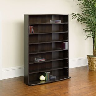 Best Reviews Newton St Loe Standard Bookcase by Winston Porter