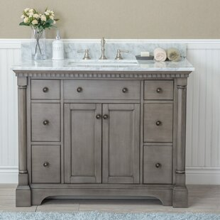 Save Seadrift 42 Single Bathroom Vanity Set