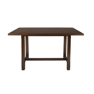 Lenka Counter Height Dining Table Red Barrel Studio