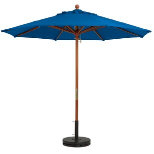 7' Market Umbrella by Grosfillex Commercial Resin Furniture