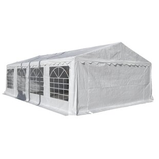 Cyrielle 5m X 8m Metal Party Tent By Sol 72 Outdoor