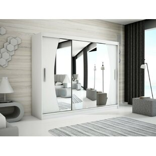 Willey 3 Door Sliding Wardrobe By Brayden Studio
