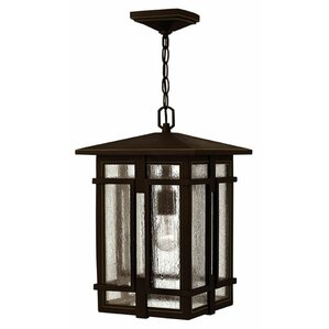 tucker 1light outdoor hanging lantern