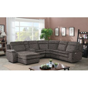 Shop Bloomville Reclining Sectional by Latitude Run