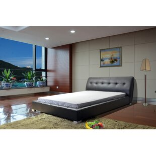 Latitude Run Berne Upholstered Platform Bed