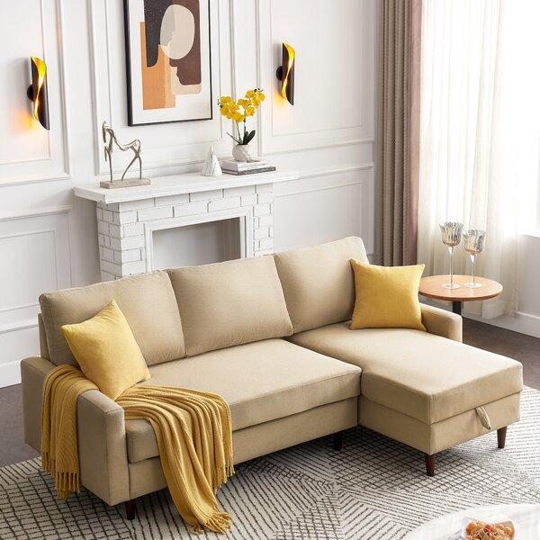 Small Corner Sofa | Wayfair