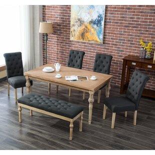 black kitchen dining room sets you ll love wayfair rh wayfair com