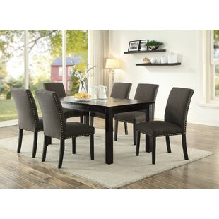 Chalone 7 Piece Dining Set by Darby Home Co
