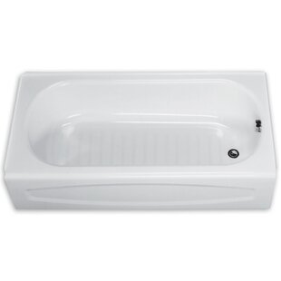 Enameled Steel Bathtubs Youu0027ll Love | Wayfair