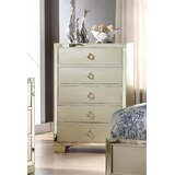 Cangelosi 5 Drawer Chest by Rosdorf Park