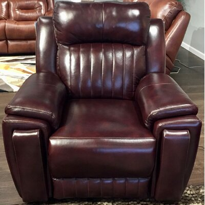 Brown Wall Hugger Leather Recliners You Ll Love In 2020