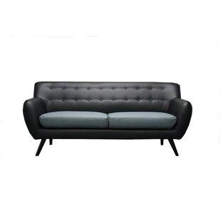 Madison Home USA Mid Century Modern Tufted Sofa