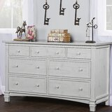 Conyers 7 Drawer Dresser by Three Posts