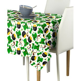 Esquer Luck of the Irish Tablecloth
