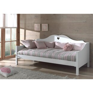 Andrews European Single Bed Frame By Harriet Bee