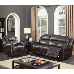 Selene Reclining 2 Pieces Living Room Set