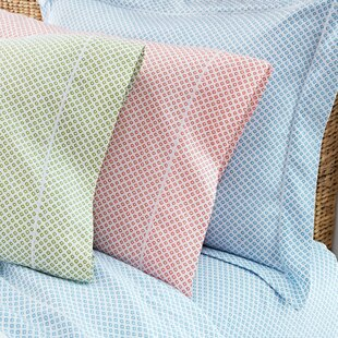 Emma 300 Thread Count Pillow Case (Set of 2)