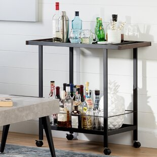 City Life Bar Cart