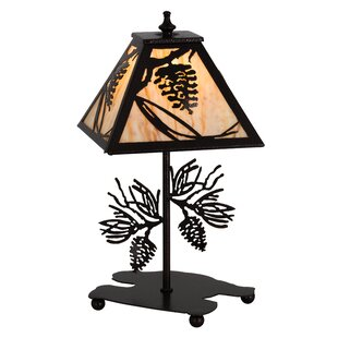 Wynsum Pines 15 Table Lamp