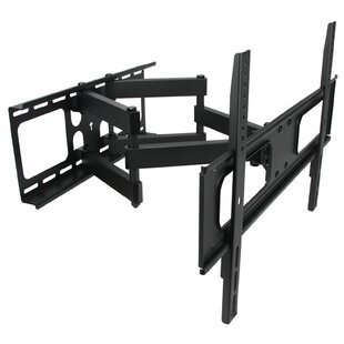 Full Motion Double Articulating Wall Mount For 32'' - 55'' Screens By MegaMounts