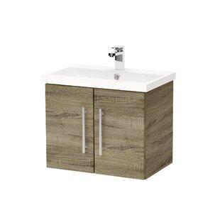 Roseanne 600mm Wall Mount Vanity Unit By Belfry Bathroom