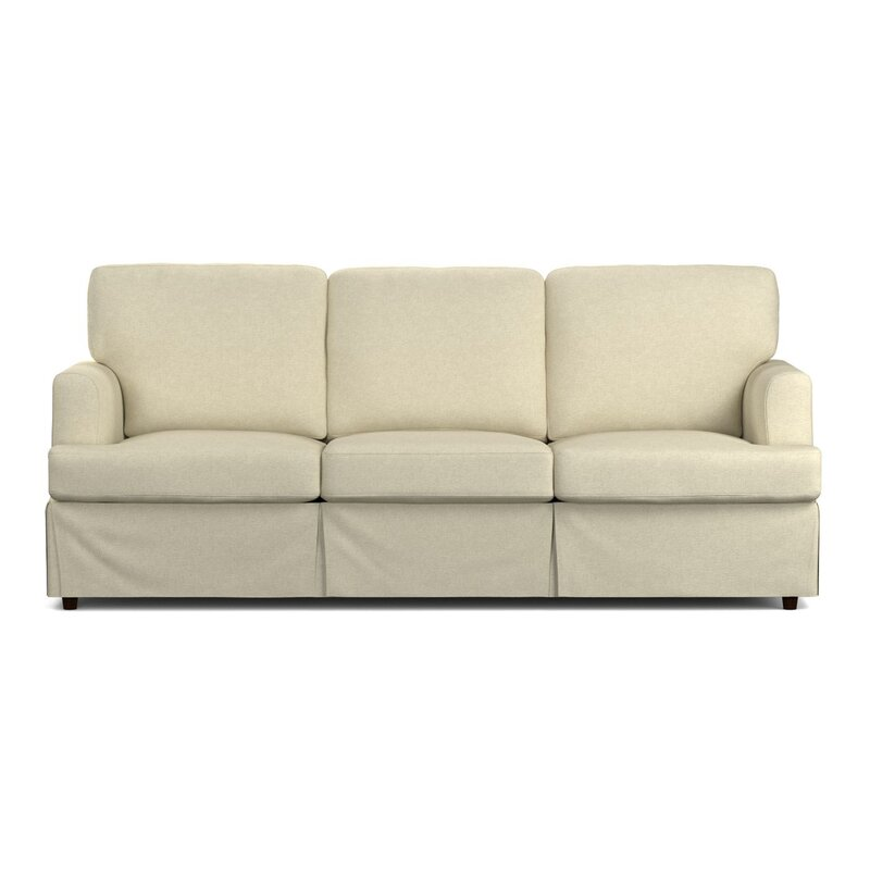 Lowes Replacement T-Cushion Sofa Slipcover - Beachcrest Home Lowes Replacement T-Cushion Sofa Slipcover