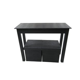 3 Piece Console Table Set