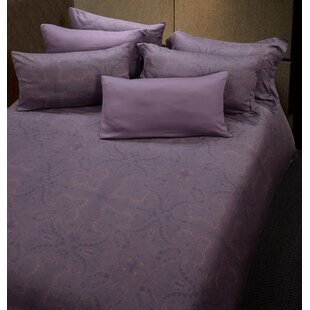 The St.Pierre Home Fashion Collection Lilas Reversible Duvet Cover Set