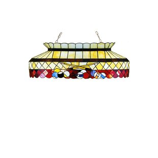 6-Light Billiard Light by Meyda Tiffany
