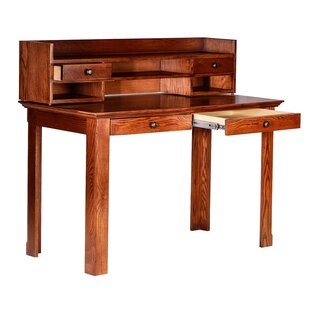 Mcdowell Writing Desk With Hutch by Loon Peak 2019 Sale
