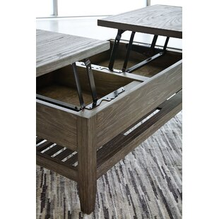 Vickrey Lift Top Coffee Table by Brayden Studio