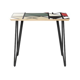 Izobel End Table by Brayden Studio