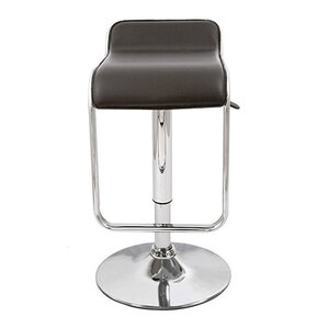 Omega Adjustable Height Swivel Bar Stool by Vandue Corporation
