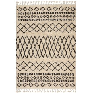 Best Reviews Jenny Cream Area Rug By Mistana