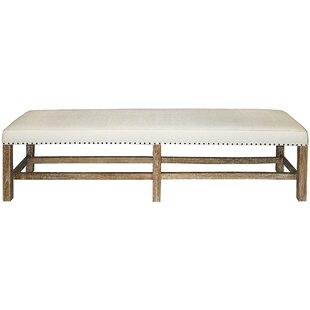 Noir Sweden Upholstered Bench