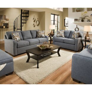 Red Barrel Studio Costello Configurable Living Room Set