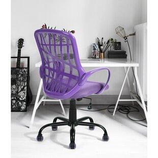 Chaises De Toutes BureauCouleur VioletWayfair ca Les Y6yb7gf