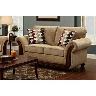 Affordable Goodnight Loveseat by Fleur De Lis Living Reviews (2019) & Buyer's Guide