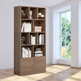 Bradyen 70.9'' H x 31.5'' W Standard Bookcase by Latitude Run®