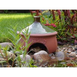 Philbert Free Standing Toad House Image