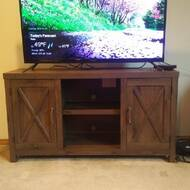 Loon Peak Dodson Tv Stand For Tvs Up To 60 Reviews Wayfair